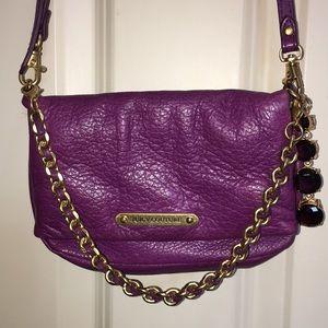 Juicy couture handbag purple